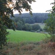 Krumbach liegt oberhalb der Kreisstraße CO16 und bietet herrliche Ausblicke.